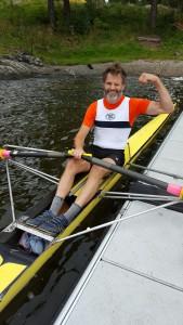 Master mesteren ønsker mange Ormsund roere med på Ulvøya Rundt.