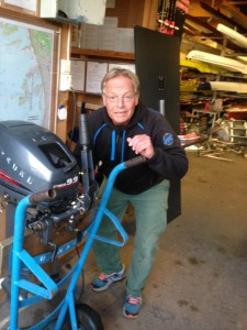 Jan Wåle er vår mann på følgebåter og motorer.
