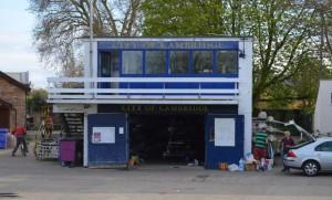 Cambridge city rowing club.