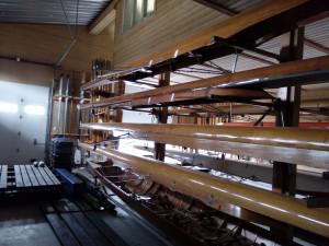 Her er flere båter som er kjøpt fra Ormsund. Blant annet Aage 2+, som hadde vårt nummer 40.